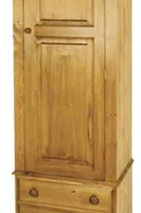 Single Edwardian Wardrobe with OG Feet