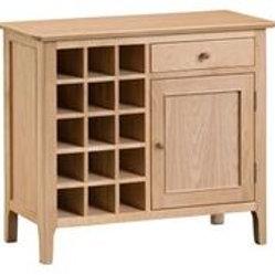 Nidderdale Wine Cabinet