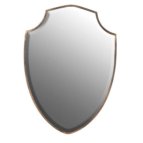 Gold Eagle Shield Mirror