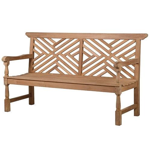 Classical Design Teak Bench 1.6m length