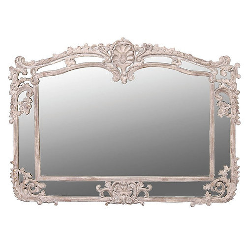 RectangularOrnate Mirror 780mm x 1050mm