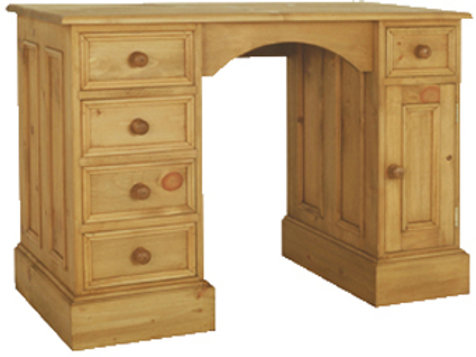Kneehole Desk/Dressing Table