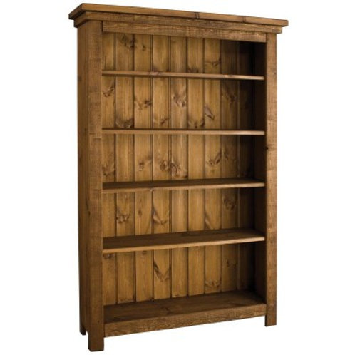 Rustic Bookcase 4ft x 6ft
