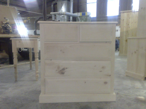 2/3 Country Home Style Chest
