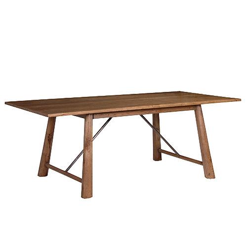 Authentic Oak Dining Table L:2m x W:1m