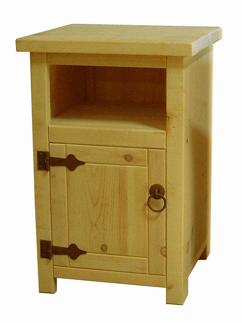 Open Pot Cupboard Bedside