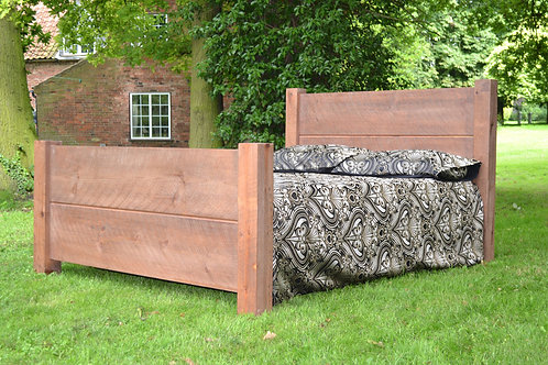5ft Rustic Bed also  3ft; 4ft 6ins; 5ft ;6'; 7';8'