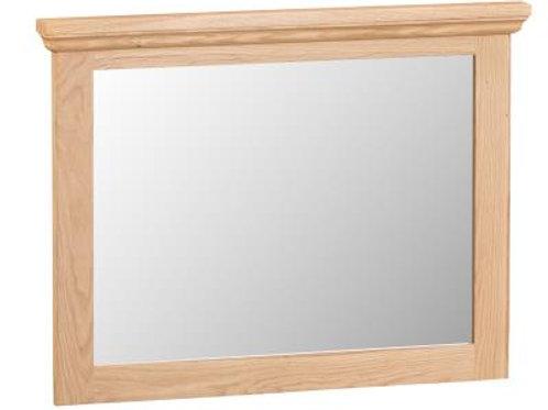 Small Oak Mirror