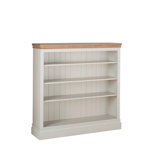 """4ft Wide Bookcase 53"""" H"""