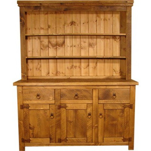 Rustic 5ft Dresser