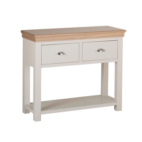 2 Drawer Consul Table