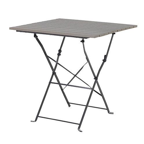 Aluminium Table Plywood top