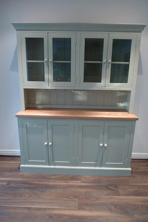 5ft Glazed Dresser Painted POA