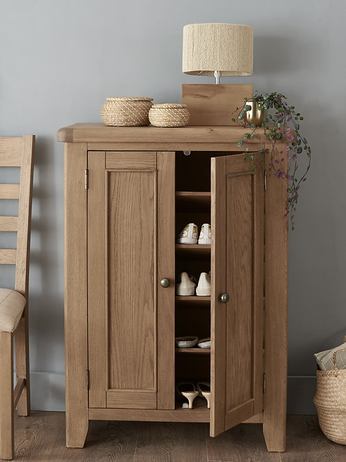 Hovingham Oak She Cupboard