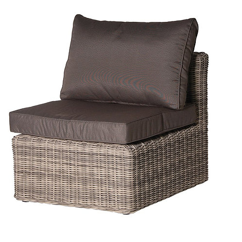 Rattan Middle Chair