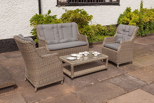 Warwick Coffee Set withComfort Chairs