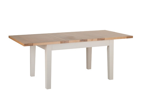"""4ft 4"""" x 3ft Table Extended Two Leaf"""