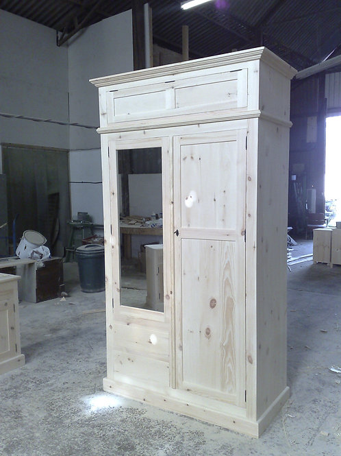 Combination Wardrobe  Price without top  Box