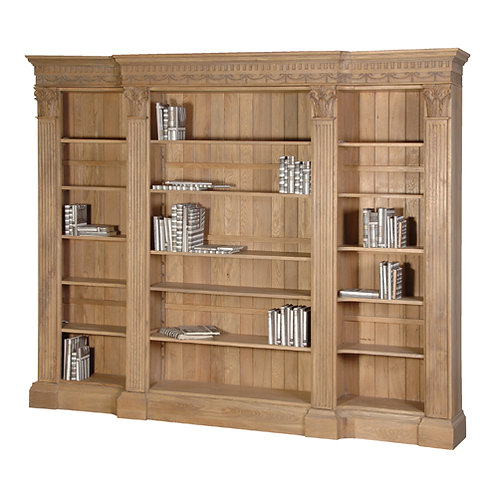 Villeneuve Breakfront Bookcase