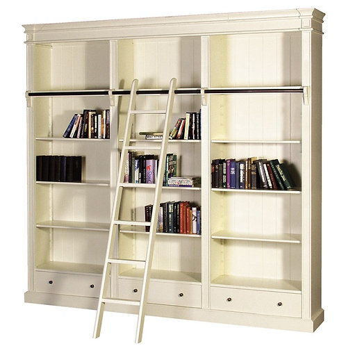 CVrteam Fayewnce Library Bookcase