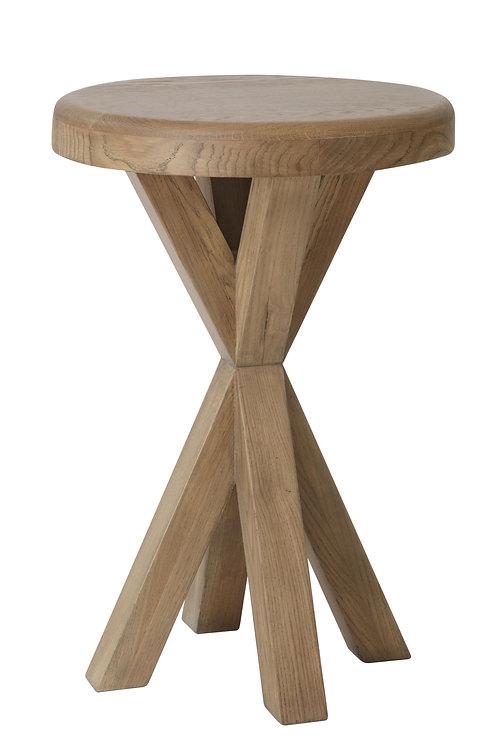Hovingham Round Lamp table