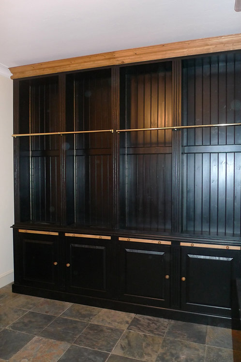 Custom made Library Bookcase