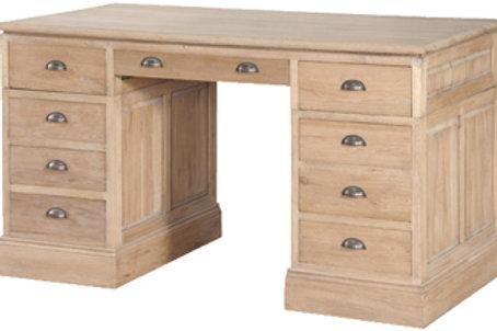 Pedestal Desk H810 x W1400 x D755