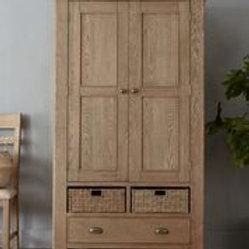 Hovingham Oak LarderCupboard