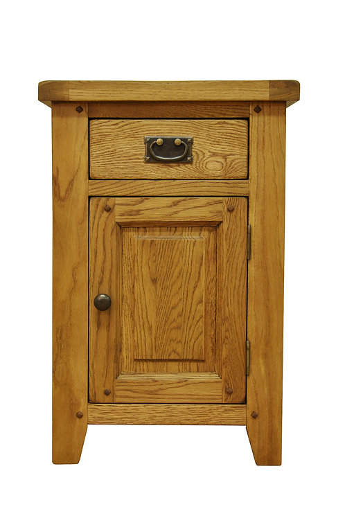 Small Cupboard with Drawer 50Wx30Dx75cm H