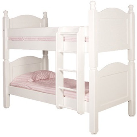 Bunk Beds: They can be spit to form single beds