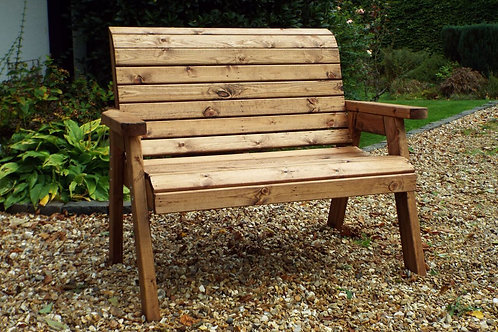 4ft Two Seater Bench