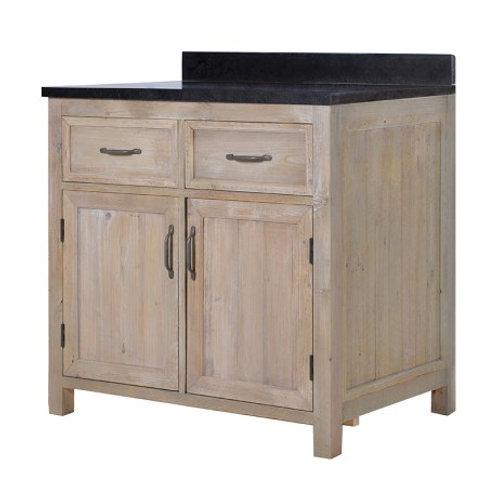 Granite Top Kitchen Cupboard