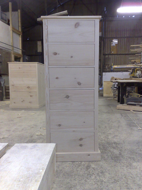6 Drawer Jumper Chest