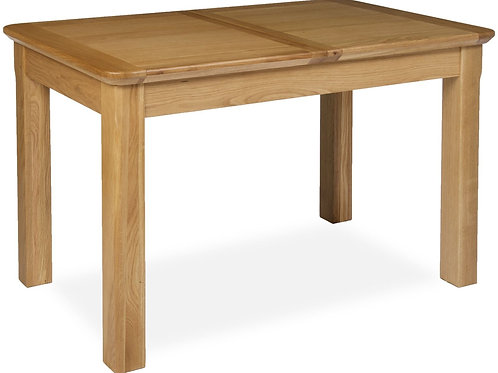 Oak Small Extending Table 1260mm ext 1660