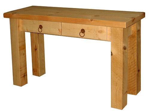 2 Drawer Side Table