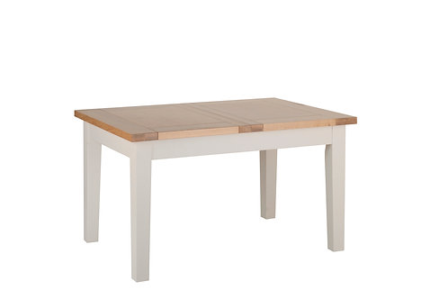 """4ft 4"""" x 3ftExtended Table Shown Closed"""