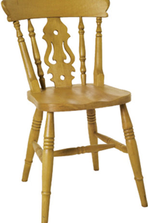 Low Fiddle chair