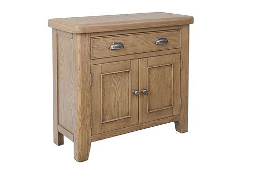 Hovingham one Drawer Sideboard 85cm W x 35cm x D 80cm H