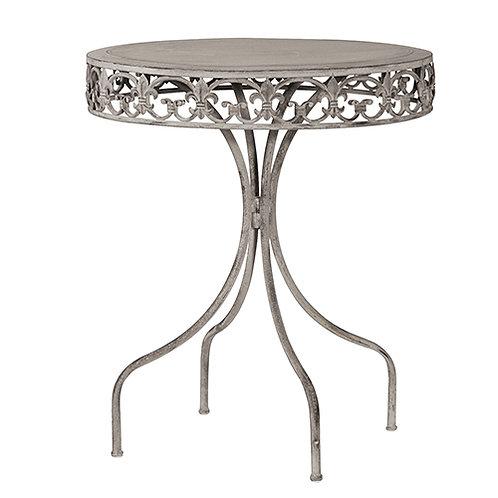 Grey Wash Ropund Table