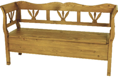 5ft Hall Bench