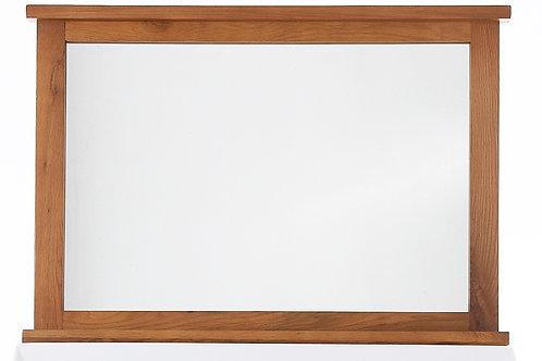 Large oak Mirror 100W X 4D X 70H