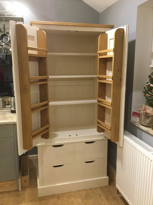 Made to Measure Larder Cupboard POA