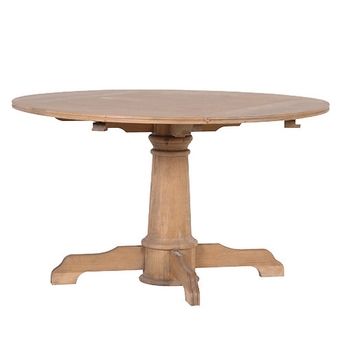 Weathered Oak RND Table