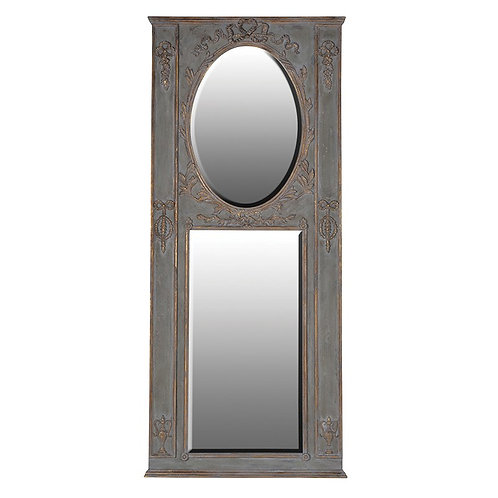 Two Part Mirror 1830mm 790mm