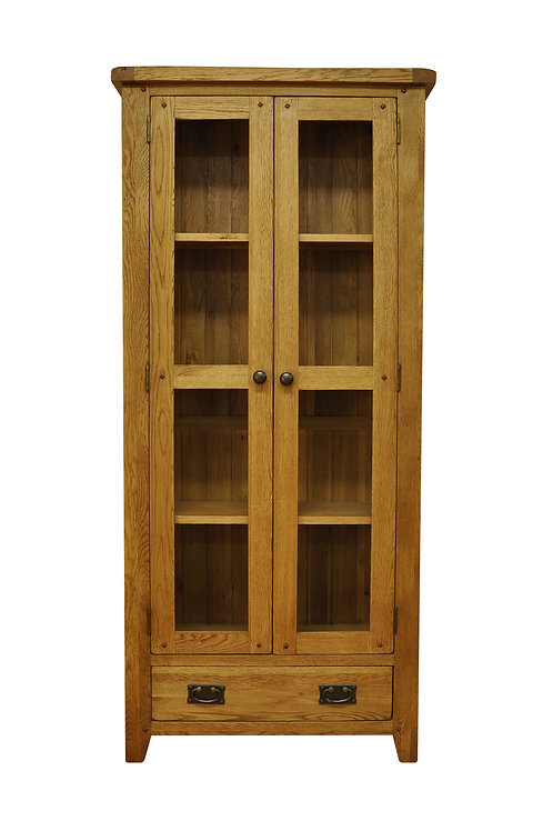 Glazed Display Cabinet 80W 32D 180H