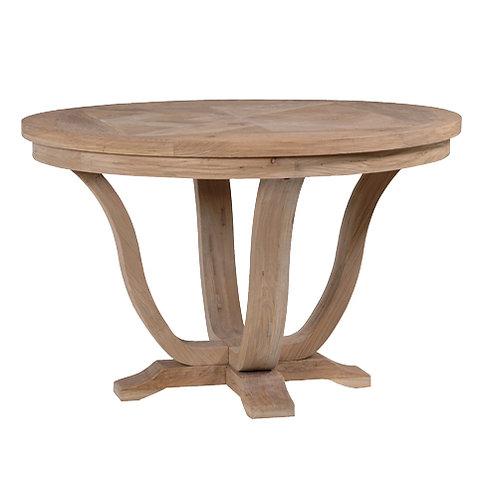 Elm Parque Style Round Table