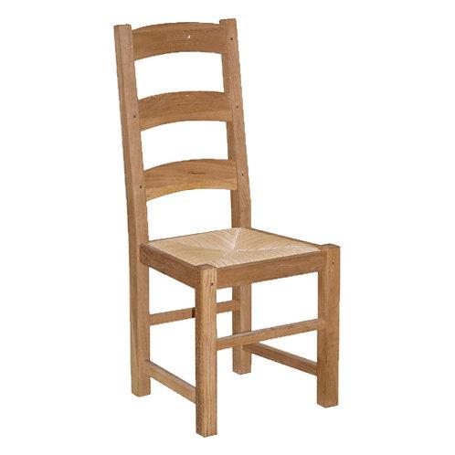 Parisien  oak Chair Solid Seat