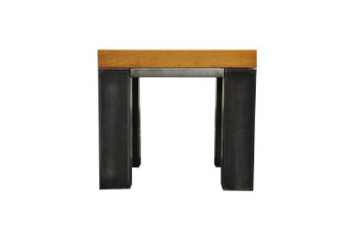 Stamford Industrial Side Table
