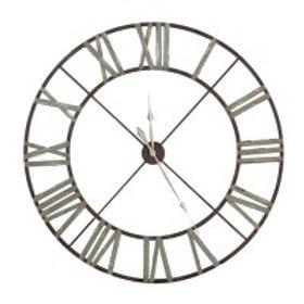 Large Aged Clock