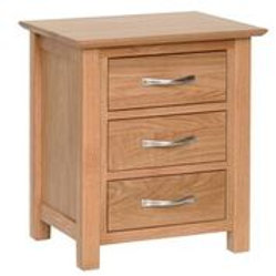 Low3 Drawer Bedside